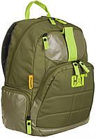 Рюкзак городской CAT Millennial Evo 83311 зеленый