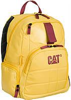 Рюкзак городской CAT Millennial Evo 83311 желтый