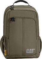 Рюкзак для ноутбука CAT Mochilas 83305 темно-зеленый