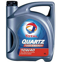 Total Олива моторна Quartz 7000 Energy 10W-40 (4 л)