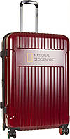 Чемодан большой NATIONAL GEOGRAPHIC Transit N115HA.71 красный