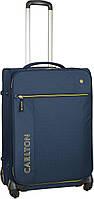 Чемодан средний CARLTON Packmax 098J468 синий, фото 1