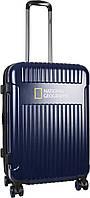 Чемодан средний NATIONAL GEOGRAPHIC Transit N115HA.60 темно-синий