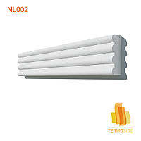 НАЛИЧНИК NL002, размеры:  140 x 45 мм