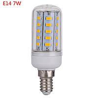 Лампа светодиодная Alesto 7w Lux 3000К  Е14 220V
