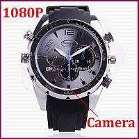 Часы наручные с камерой Full HD 1080P 16Gb ночная съемка