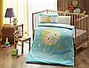 Постельное белье для новорожденных ТАС Hallmark Baby Boy Ранфорс