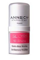 Бальзам-блеск для губ Hi-Shine 4г Annecy Cosmetics