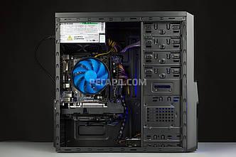 Системный блок РЕГАРД RE774 (Intel Core i3-6100 3.7GHz/GeForce GTX 750 Ti, 2GB/8GB DDR4/1TB HDD/БП 500W), фото 3