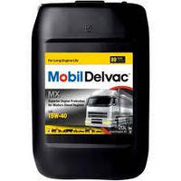 Mobil Delvac MX 15W40 20л моторное масло минеральное