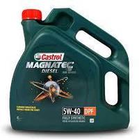 5W40 Magnatec Diesel B4 Castrol 4л