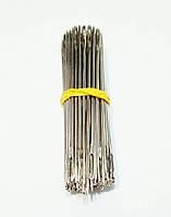 Иголка цыганская, хромированная, нержавеющая, 75мм, фото 1