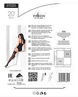 Эротическое секси белье Passion Чулки ST023 1/2. 3/4 nero - Passion | Секс шоп - интим магазин Импери.