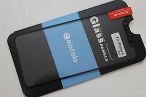 Защитное стекло iPhone X Full Cover (Mocolo 0.33 mm)
