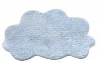 Ковер в детскую комнату Irya Cloud mavi голубой 50*80