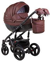 Универсальная коляска 2в1 Adamex Monte Carbon Deluxe 12S