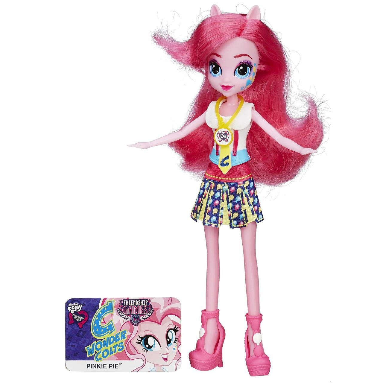 Кукла My Little Pony™ PINKIE PIE® School Spirit (B2015-B1769)