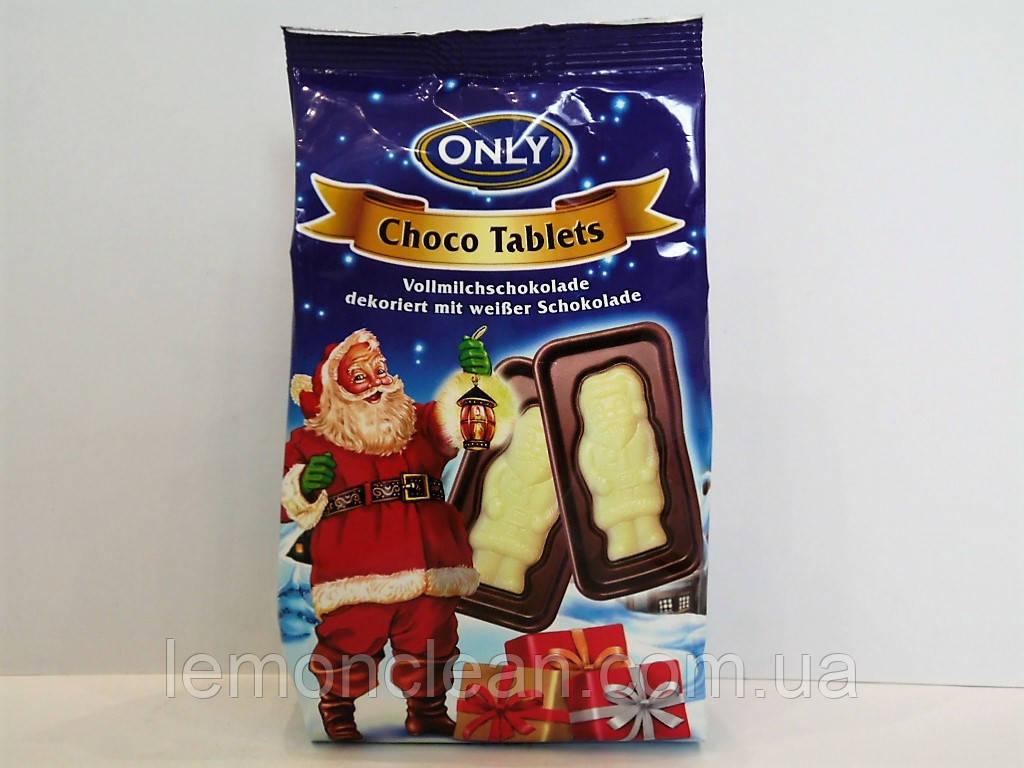 Шоколадные фигурки Only Сhoko Tablets 150г