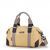 Спортивная сумка Dolly 03100524 бежевый