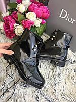 Сапоги люкс реплика Dior. обувь под заказ
