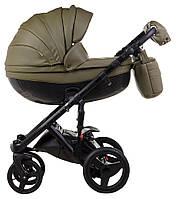 Универсальная коляска 2в1 Adamex Monte Carbon Deluxe 58S