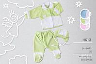 Набор одежды для крещения Малятко НБ13