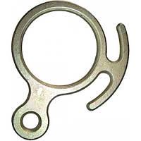 Восьмёрка увеличенная с рогами стальная Крок, фото 1