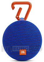 JBL Clip 2 (голубая)