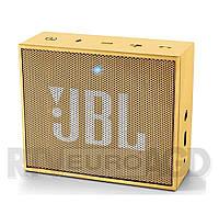JBL GO (желтая)