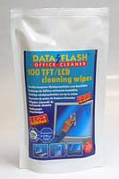 Чистящие салфетки  tft (refil  df1513)100шт.