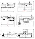 Щеточные устройства КМ-Т для трактора, фото 2