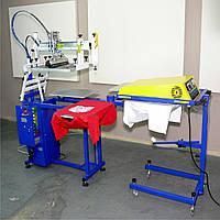 Полуавтомат для печати по ткани SCHULZE HAT 3550/2/1