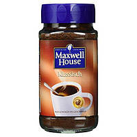 Кофе растворимый Maxwell House Klassisch, 200г, фото 1