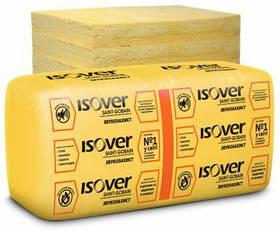 Утеплювач Isover звукозахист 50х610х1170 мм (14.27 кв. м в уп)