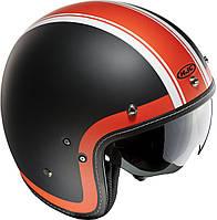 "Шлем HJC FG70s HERITAGE MC7F black/orange """"L"""" 165207"""""