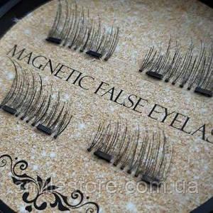 Magnet Lashes - магнитные накладные ресницы Купить