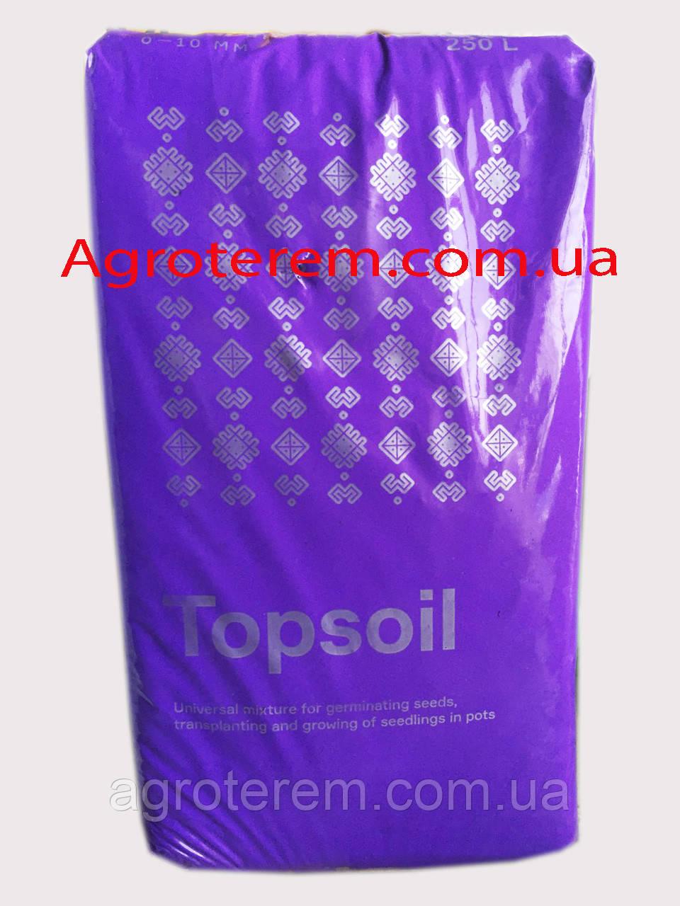 Торфяной субстрат TopSoil(Топсоил) 250л. фракция 0-10мм
