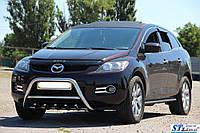 Кенгурятник Mazda CX-7 2006-2012 (WT003 нерж)