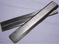 Широкие ножи (пара) для рубанка Интерскол № 14-04-002