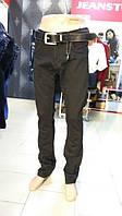 Джинсы черные Resalsa мужские флис (30-36р)