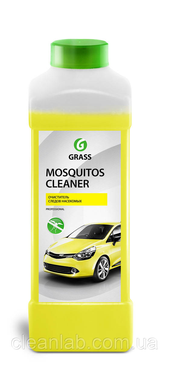Средство для удаления следов насекомых Grass «Mosquitos Cleaner» 1 л.