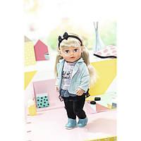 Кукла Zapf Baby Born Сестренка Модница 43 см 824245, фото 1