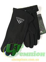 Перчатки трикотаж/флис Sport Adidas мужские Адидас