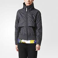Женская куртка утепленная Adidas Essentials Slim black BQ8332 - 2017/2