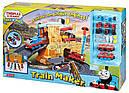 Железная дорога Томас и его друзья Фабрика локомотивов Fisher-Price, фото 8