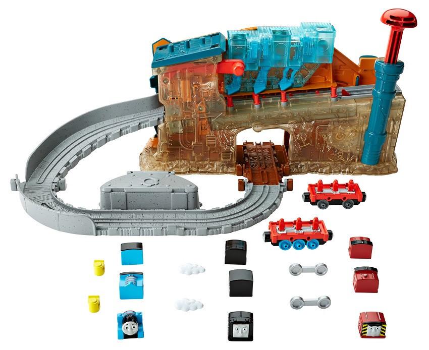 Железная дорога Томас и его друзья Фабрика локомотивов Fisher-Price