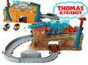 Железная дорога Томас и его друзья Фабрика локомотивов Fisher-Price, фото 5