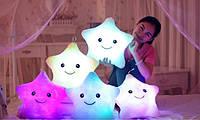Светящаяся плюшевая подушка (с функцией воспроизведения музыки)