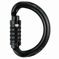 Карабин Omni Triact-Lock Black Petzl