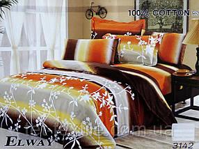 """Комплект постельного белья Elway """"Полуторное"""" 3142"""